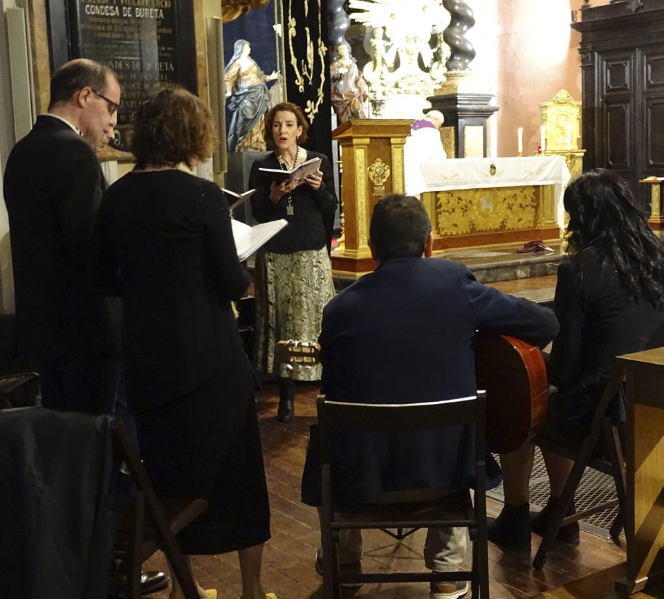 Misas de la Cofradía