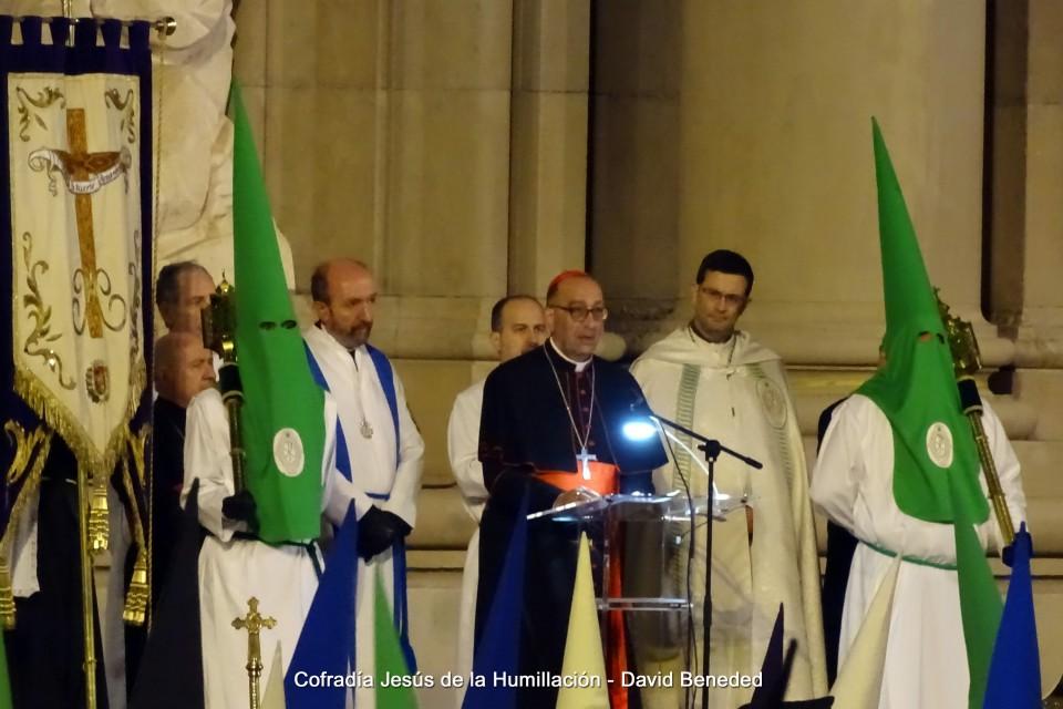 Pregón de la Semana Santa de Zaragoza 2018