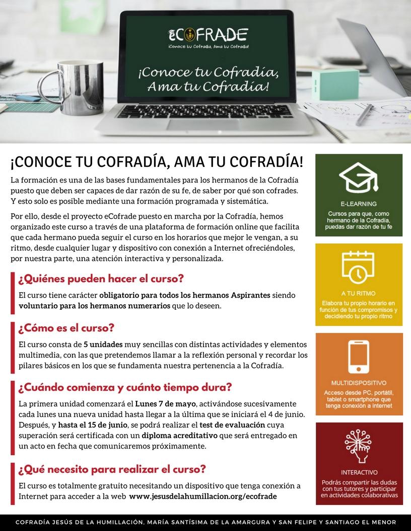 Curso de formación online