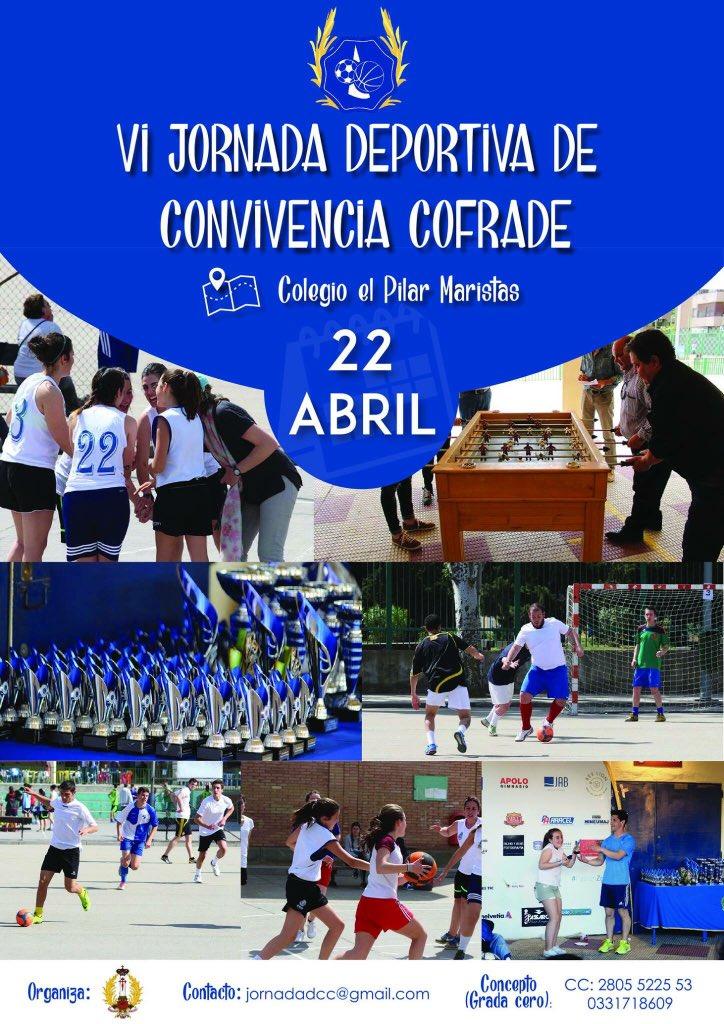 Jornada Deportiva de Convivencia Cofrade