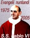 """Exhortación Apostólica """"Evangelii Nuntiandi"""""""